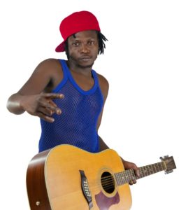 Ras Caleb has an authentic reggae feel that makes him one of the most promising artistes