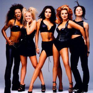 Spice Girls pic genius.com